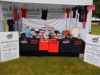 Booth at the Lavender Festival 2012
